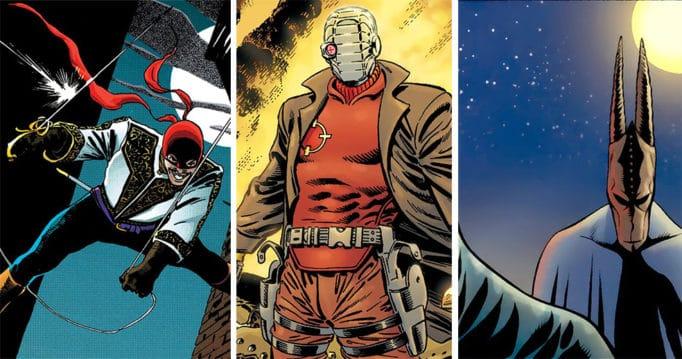 Gotham City Superheroes Who Betrayed The City