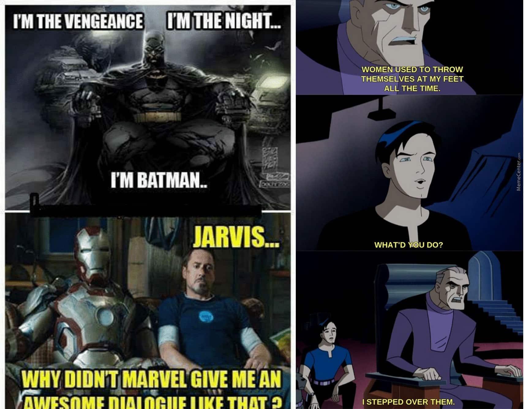 Memes Showing Why Batman is BATMAN