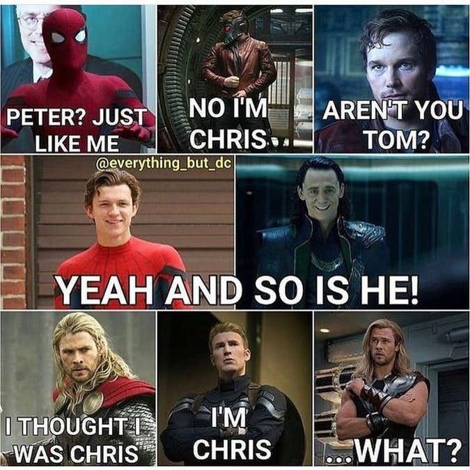 Avengers: Infinity War Memes