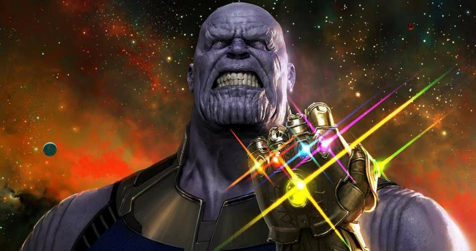 The perfect Villain: Thanos