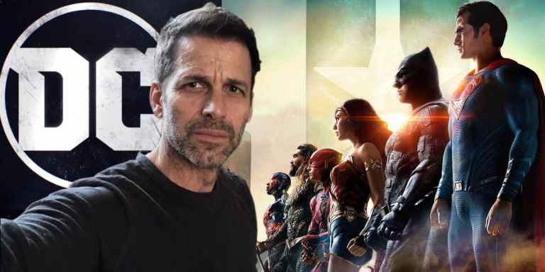 Zack Snyder Fired from Justice League