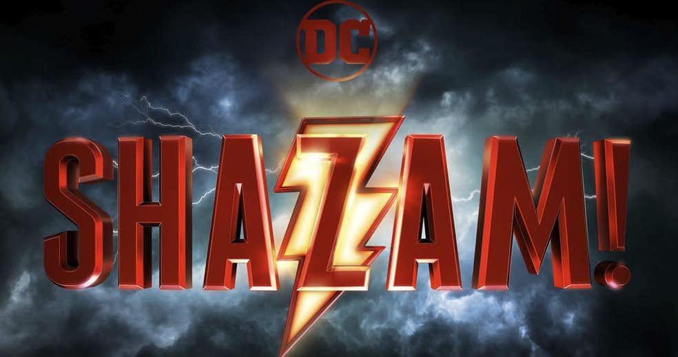 New Shazam Logo