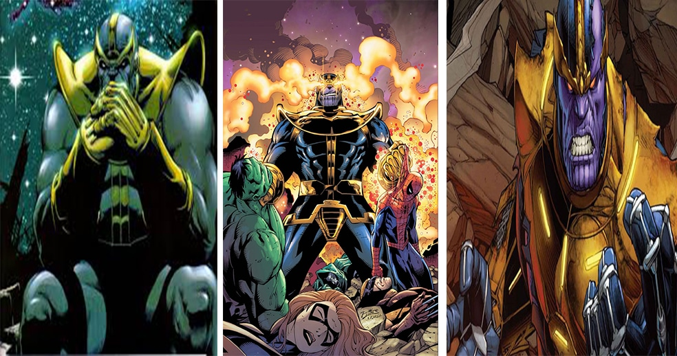 MCU Victories Made Earth Prone to Thanos Attack