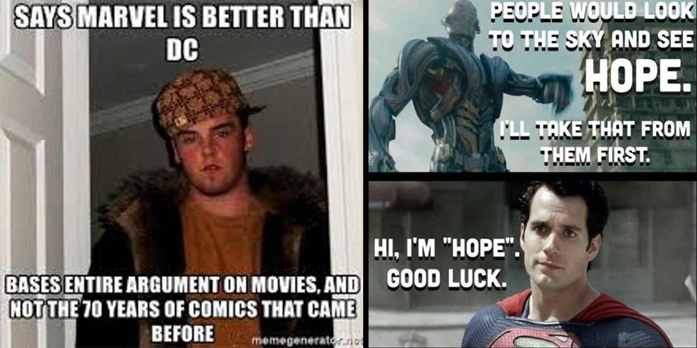 24 Dank Marvel Vs Dc Memes That Can Start A Fan War