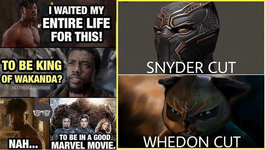 Black Panther Wakandian Memes