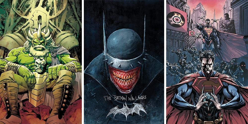 Evil Superheroes