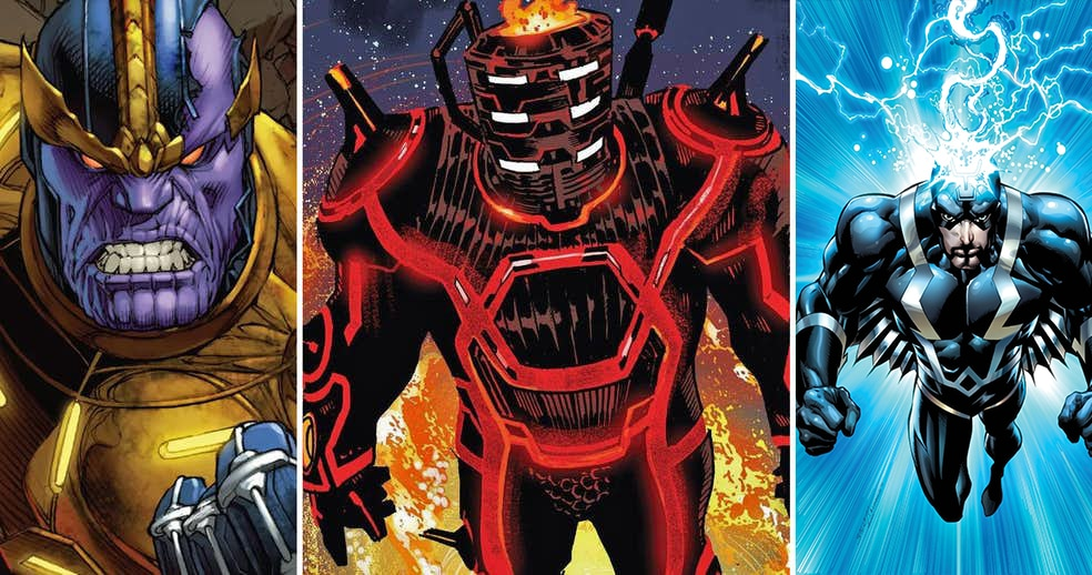 God Slayers in Marvel