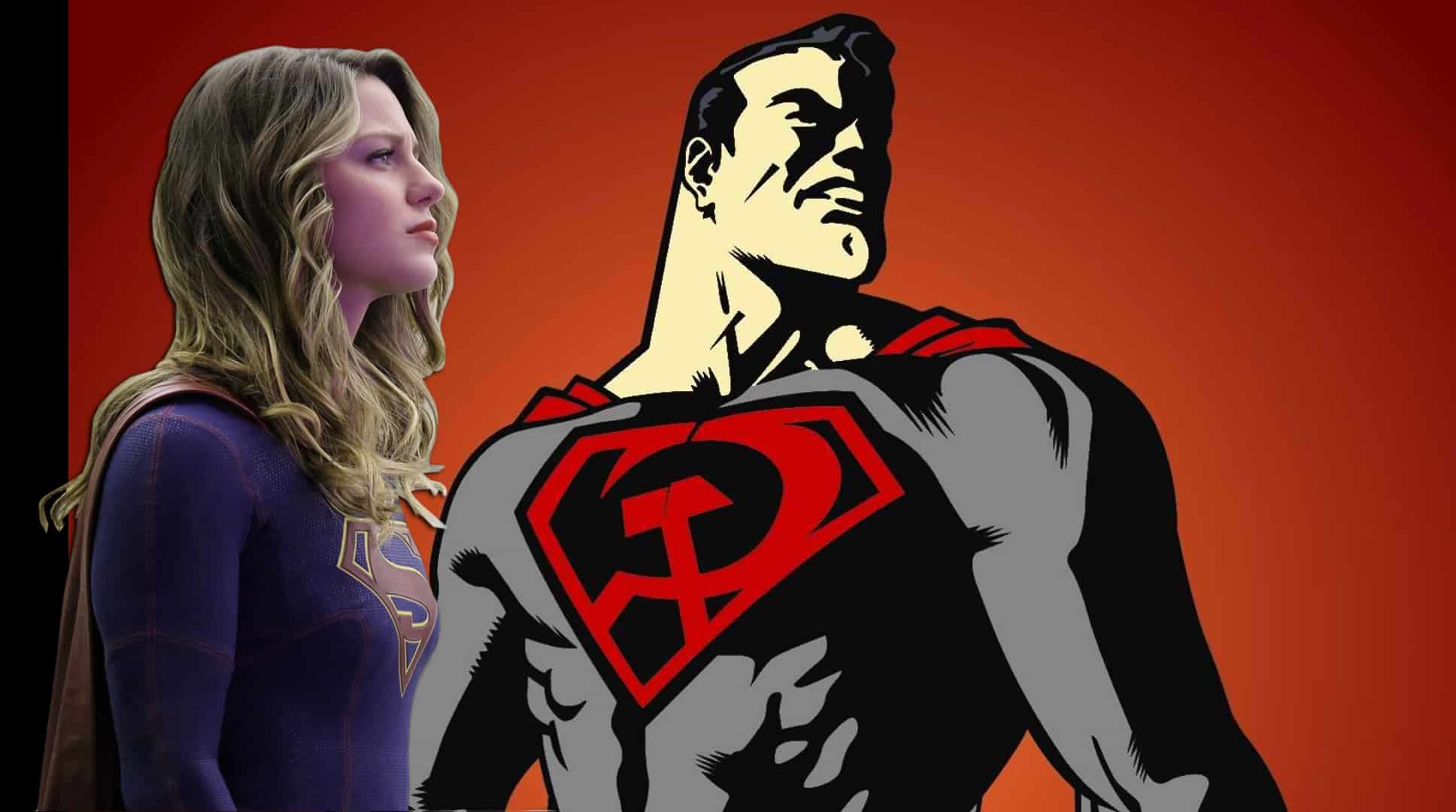 Supergirl Season 4 Confirmed To Be Inspired By Dcs Superman