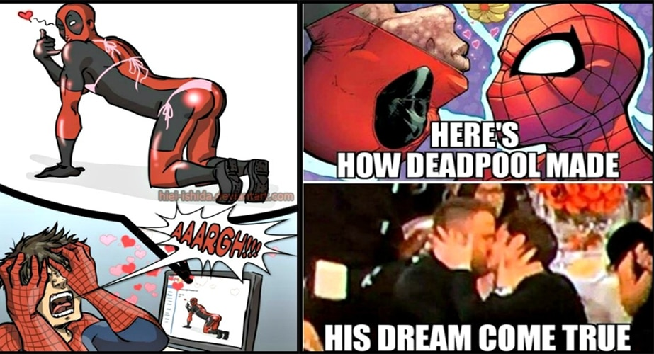 16 Deadpool Spiderman Memes That You Cannot Miss