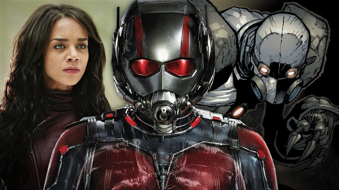 Ghost Ant Man And The Wasp