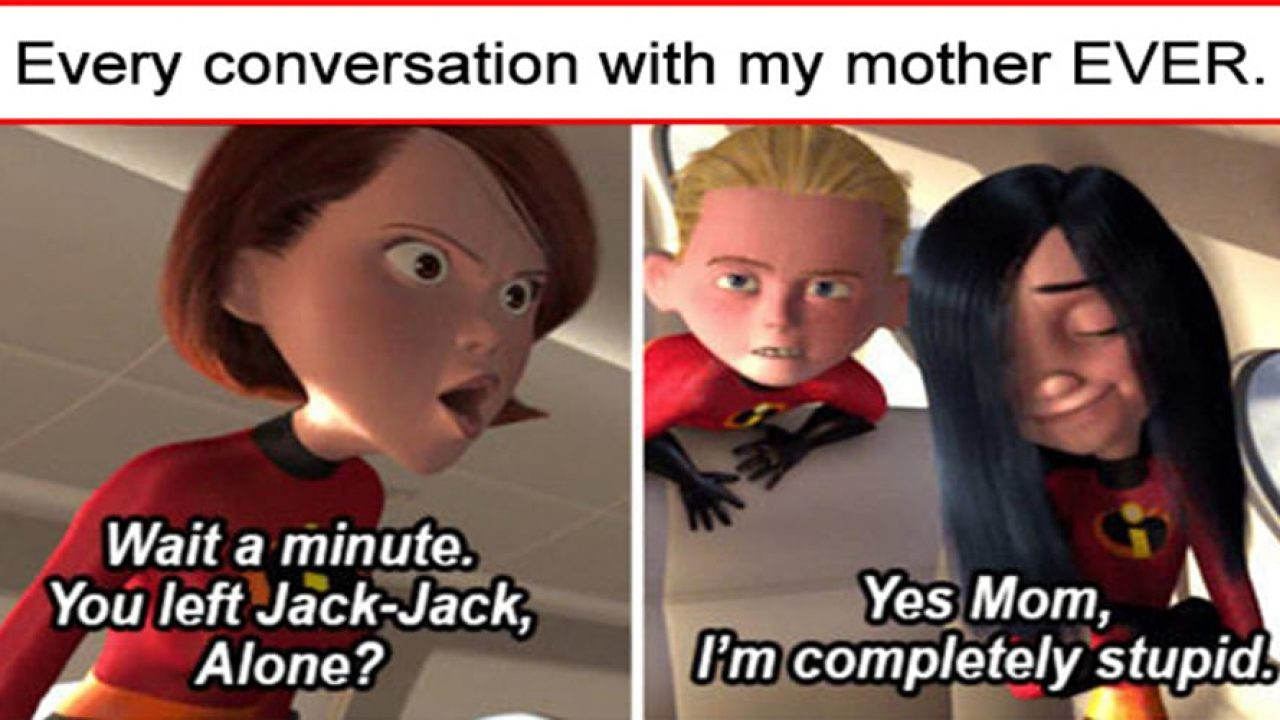 14 Super Hilarious Tumblr Posts About The Incredibles That Are Truly Incredible Animated Times