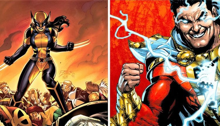 6 Absolutely Weirdest Weaknesses Of Super-Strong DC & Marvel