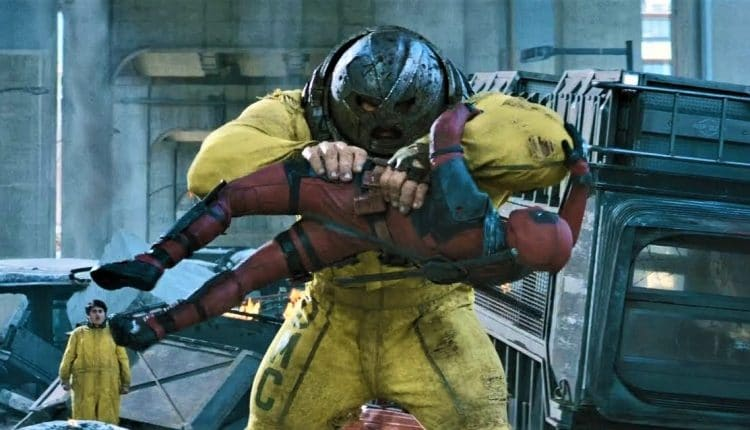 Watch Colossus Come to Life in New Deadpool VFX Video