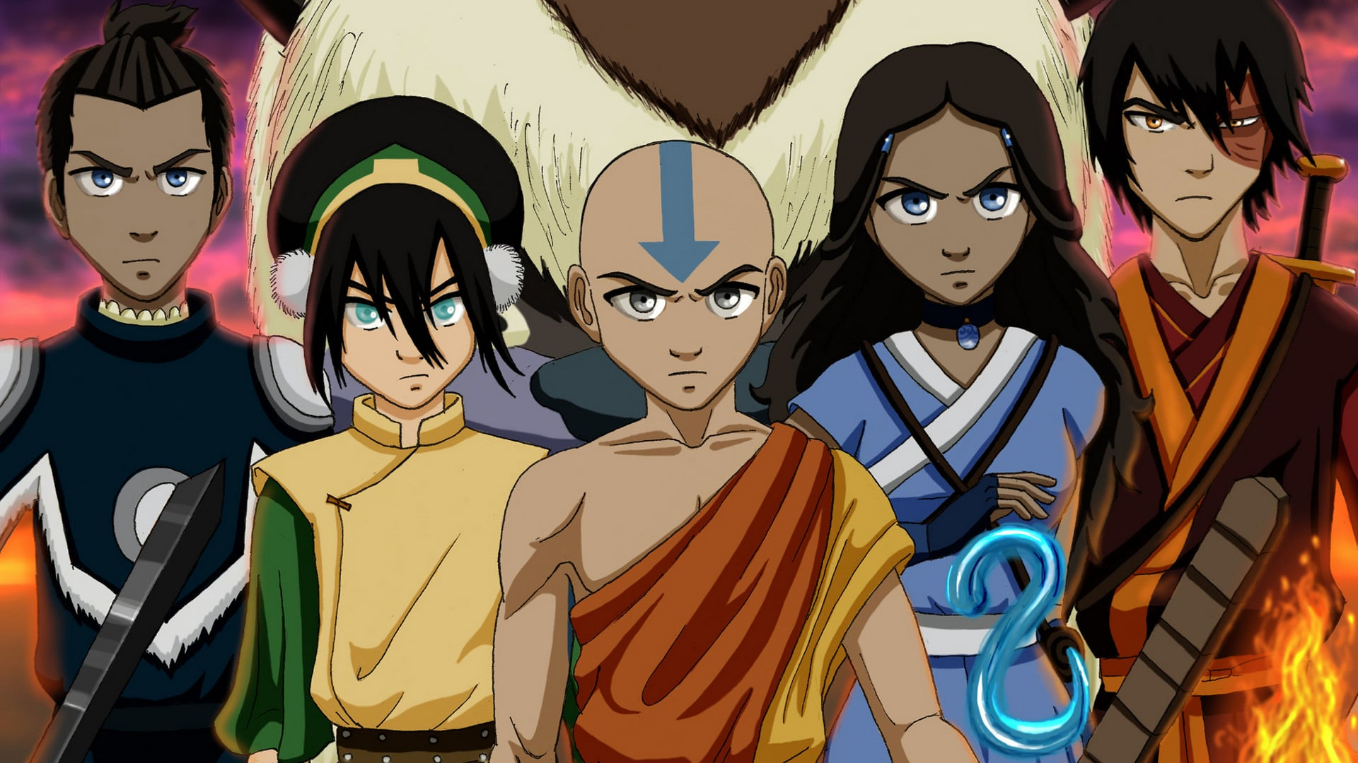 New Avatar The Last Airbender Live Action Series Announced By