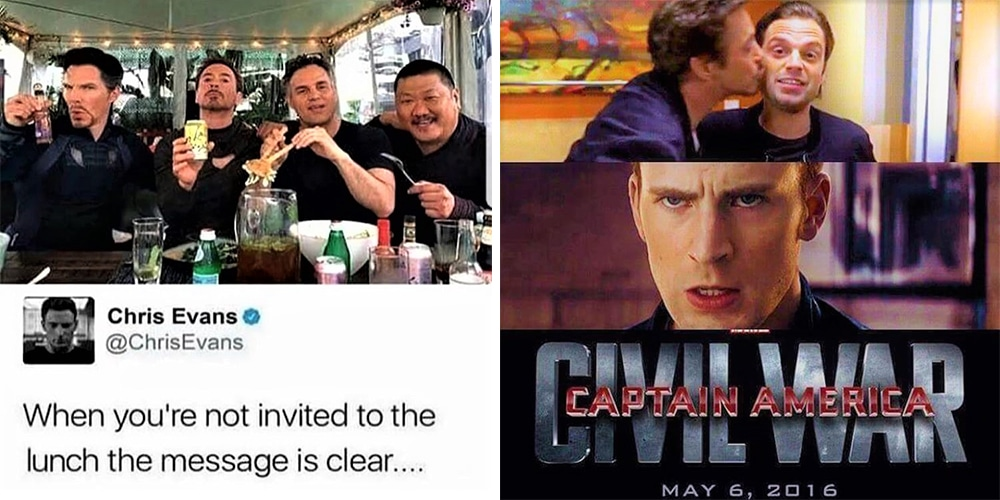Top 51 Marvel Memes That Will Make You Laugh Like A Baby Literally Darn Memes