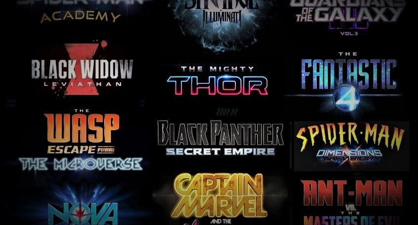 Marvel Fan Imagines A Potential Phase Four Of MCU - Animated