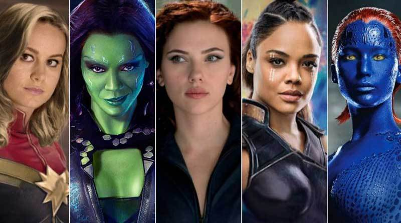 the world needs more female superhero films a new study says