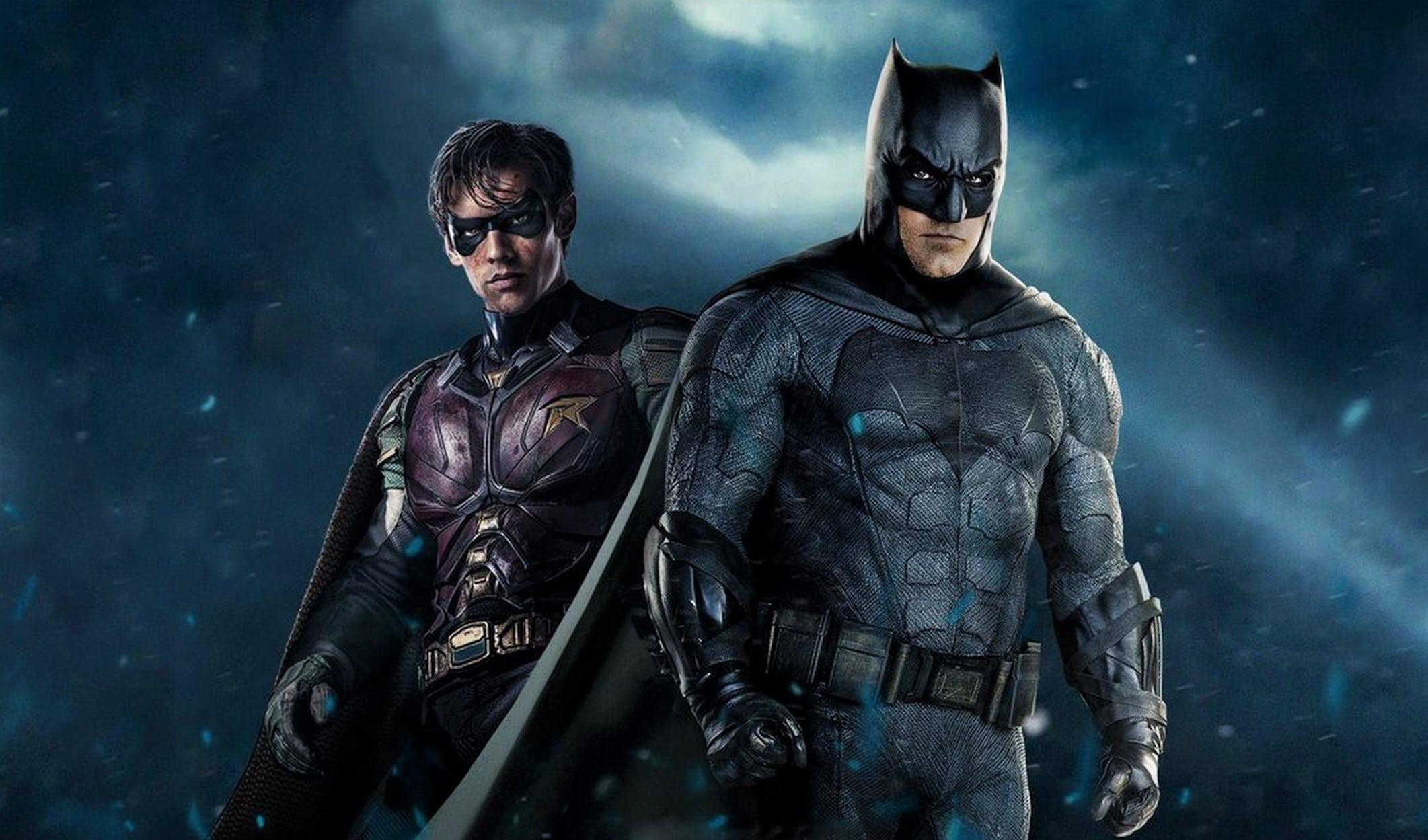 Batman Und Robin Film 2021