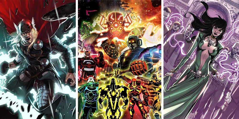 7 Most Powerful Marvel Gods And Deities, Ranked - Animated Times