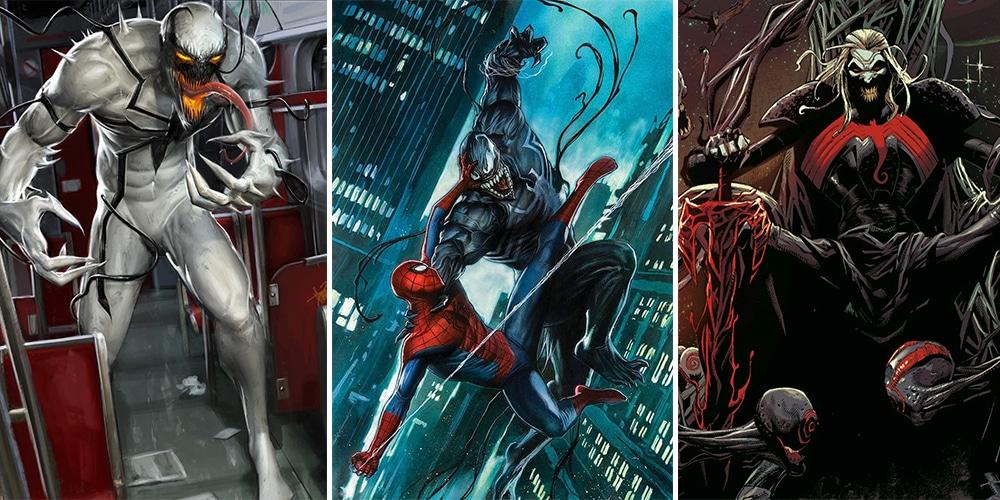 Marvel Symbiotes