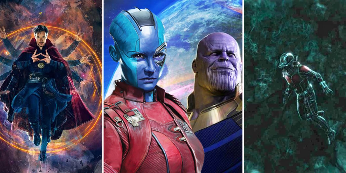 Fan Theories on Avengers 4