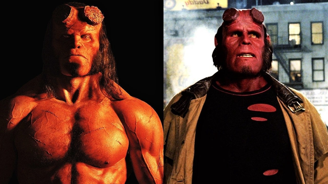 Hellboy's Creator Reveals How David Harbour's Take On Hellboy Is Different  From Ron Perlman - Animated Times