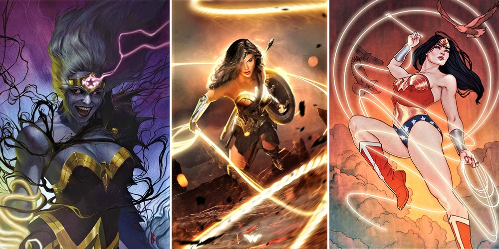 Abilities of Wonder Woman