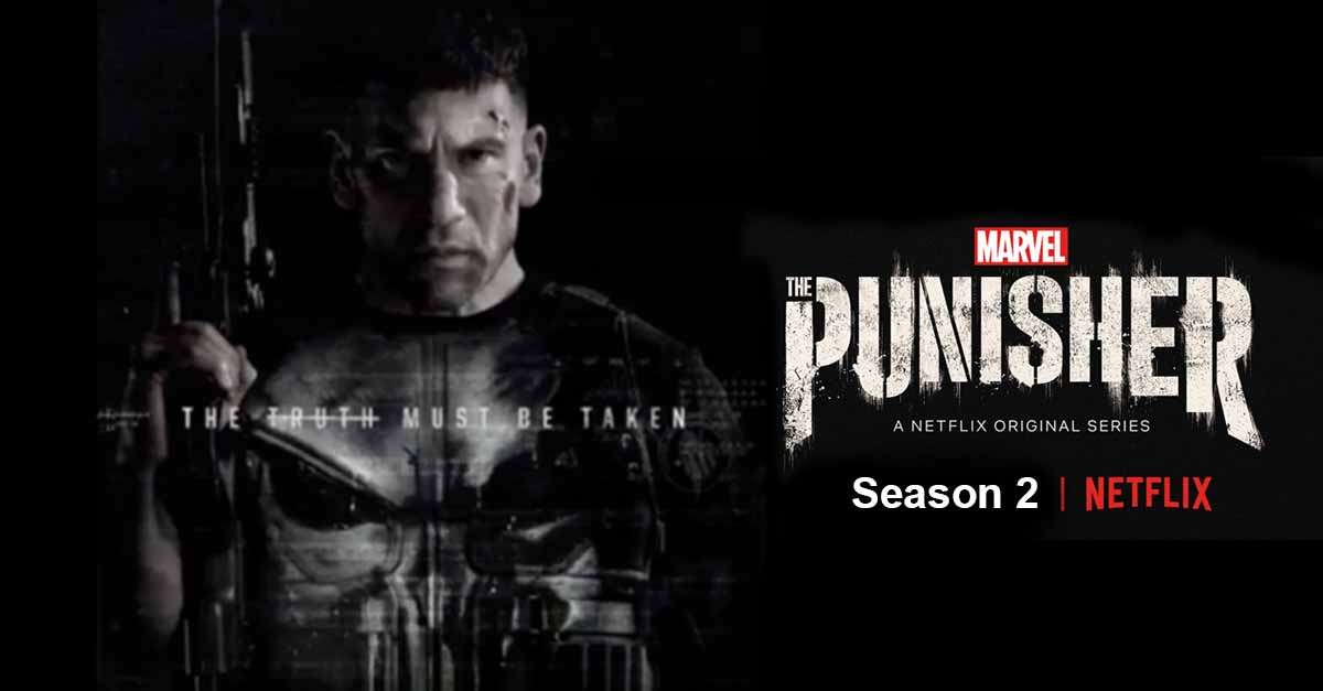 the punisher on netflix