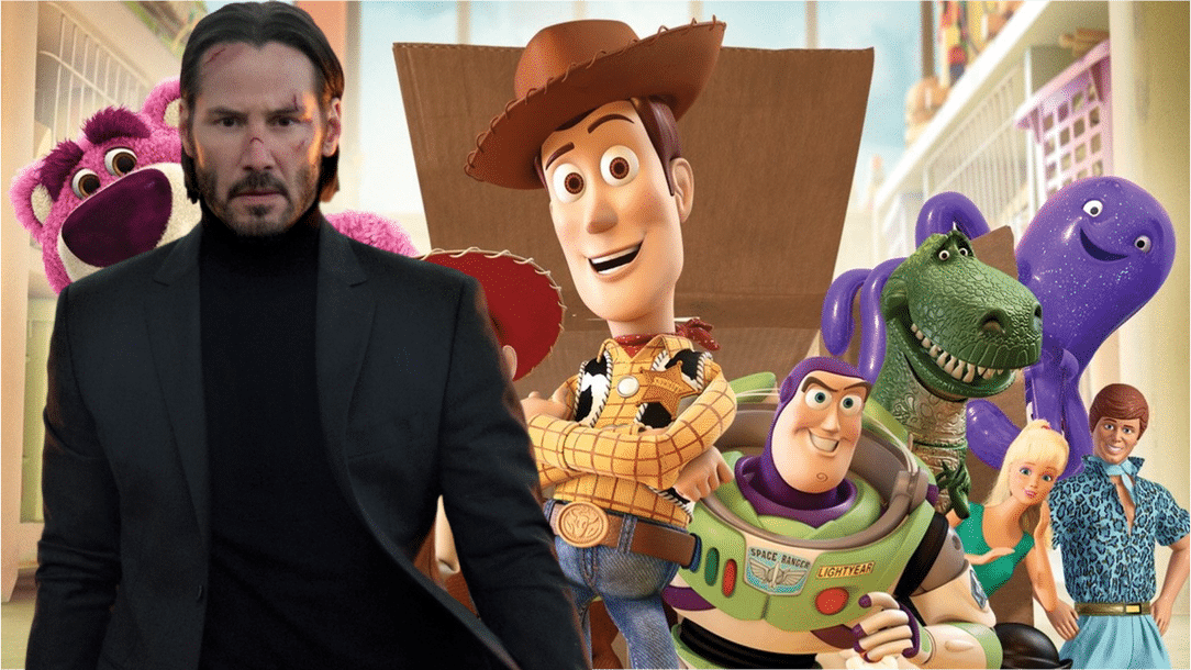 Toy Story 4-Keanu Reeves