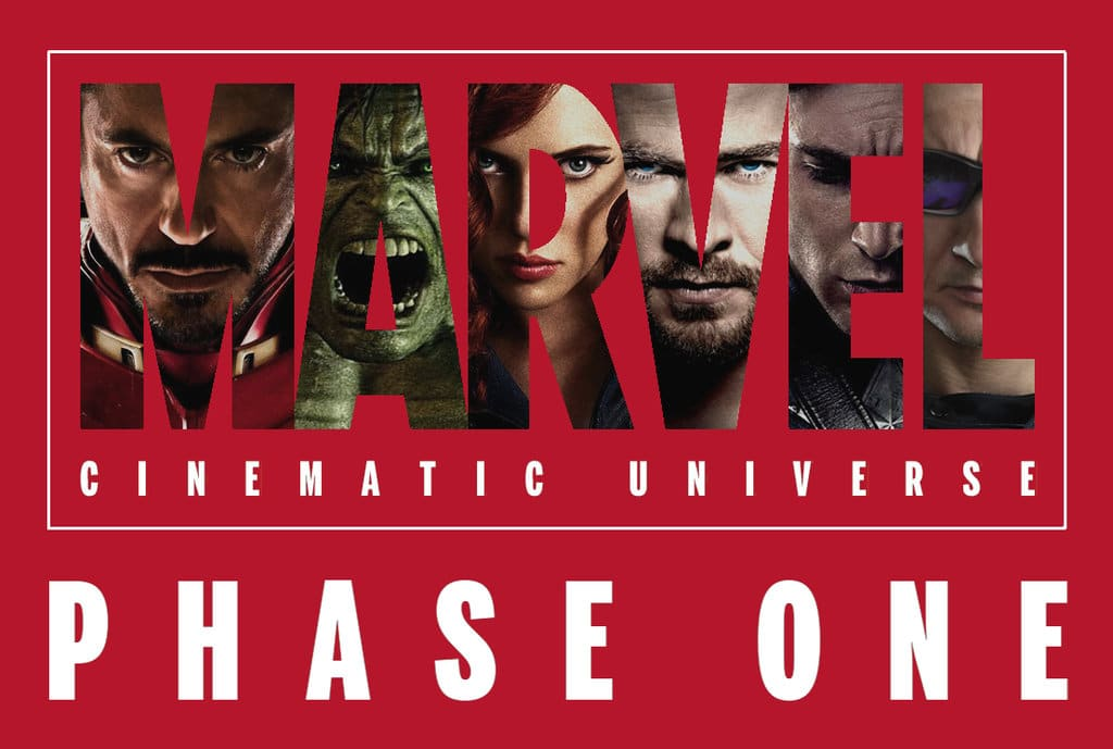MCU Phase One