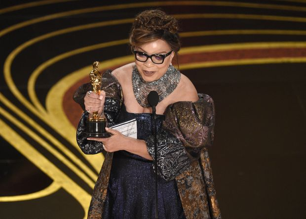 Black Panther's Ruth Carter Wins Oscar For Best Costume Design