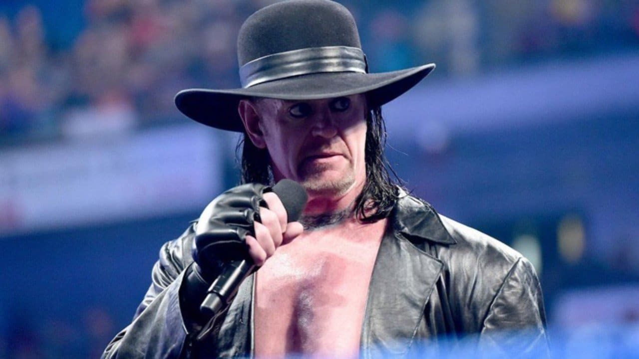 WWE's Undertaker Breaks Character To Promote Bad Bunny's Tour