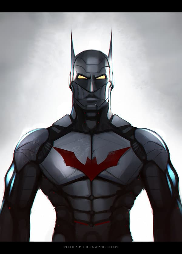 Batman Beyond Animated Film