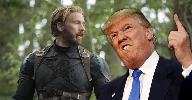 captain-america-chris-evans-donald-trump-tweet