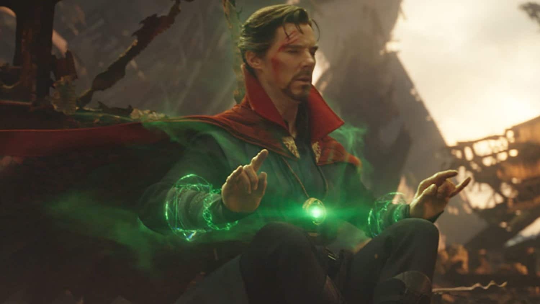 Doctor Strange Infinity War theory