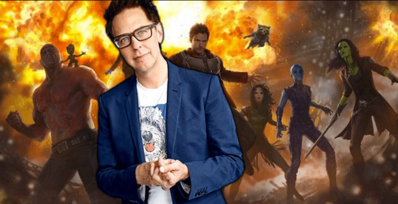 James Gunn -Superman