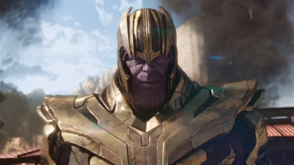 Where is Thanos in Endgame?
