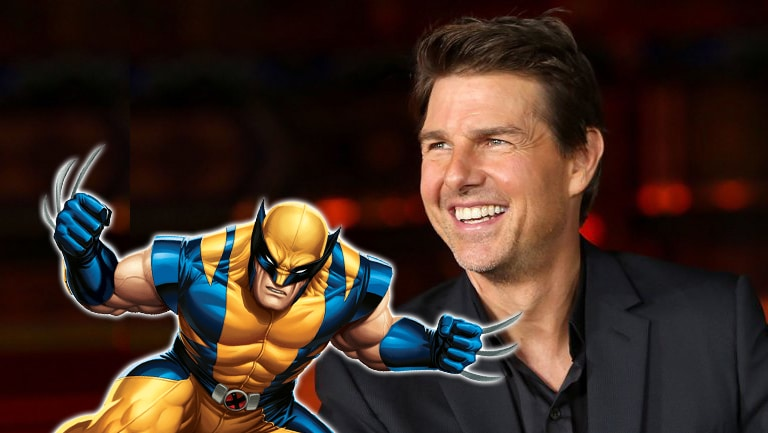 Tom Cruise as Wolverine?