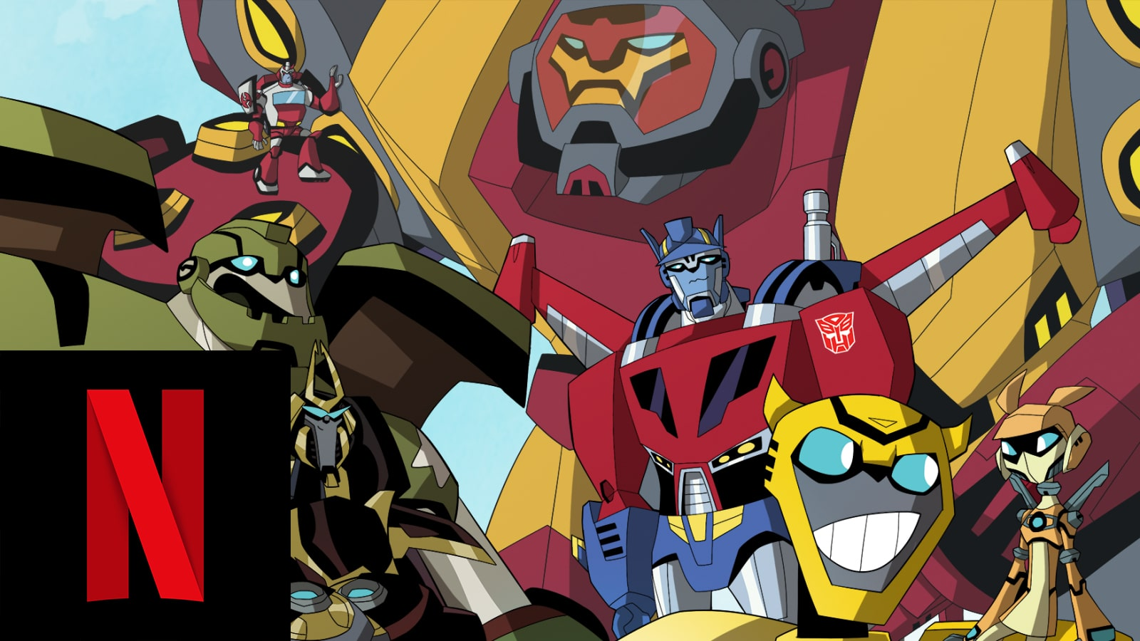 Transformers animated series to debut on netflix soon animated times