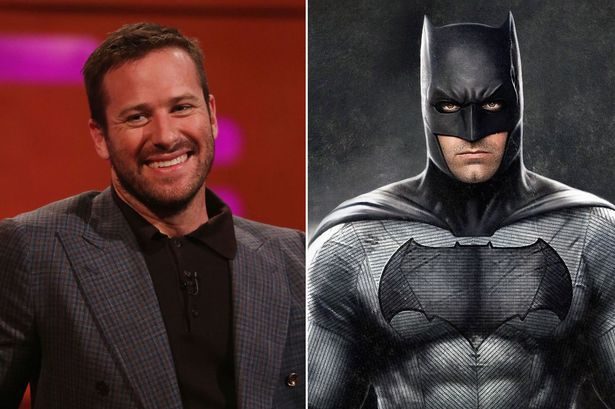Armie Hammer As The Batman