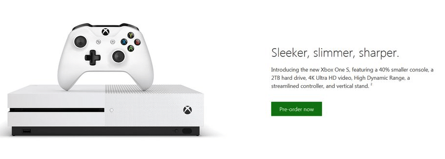 Xbox One S All Digital