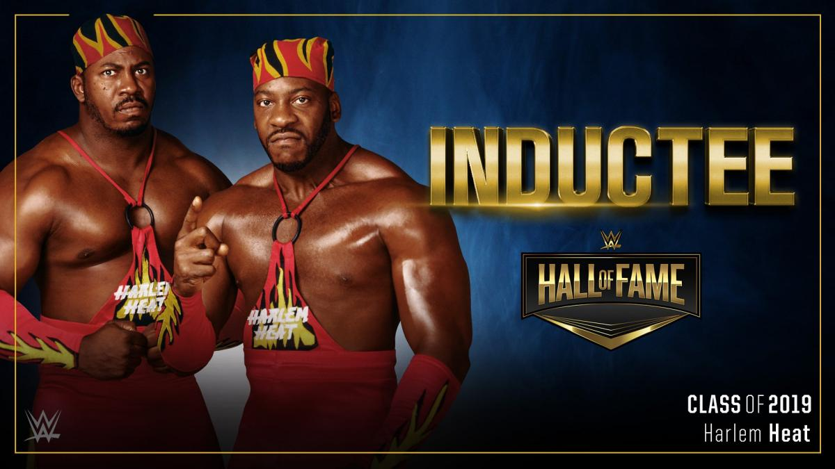 Harlem Heat Booker T
