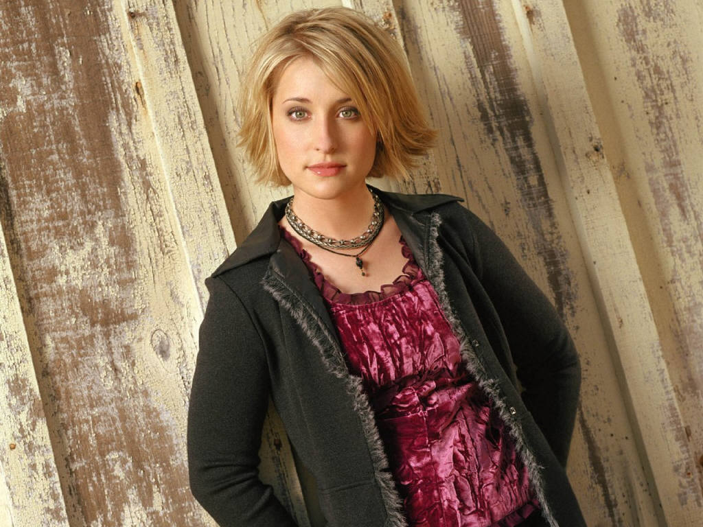 Allison Mack Smallville