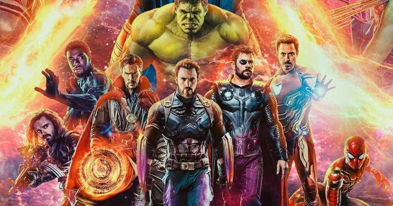 Avengers Endgame Music Score Complete
