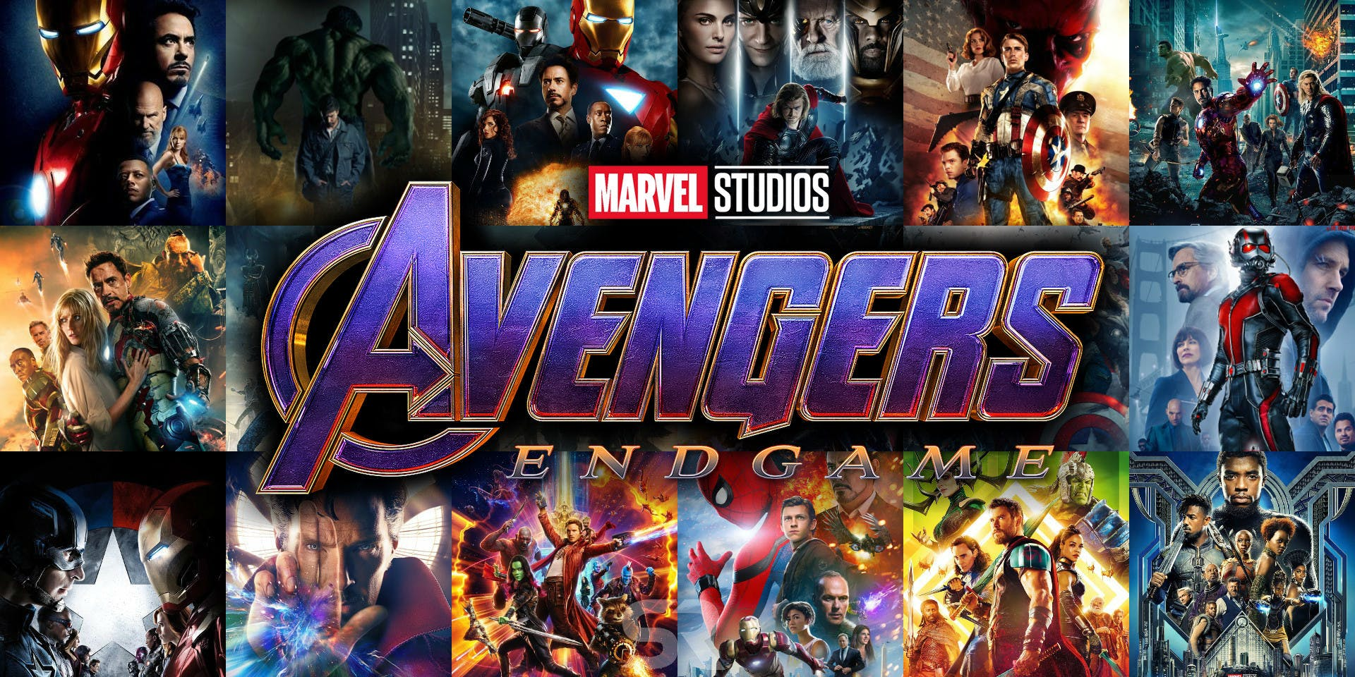 Avengers Endgame Pre Book Tickets