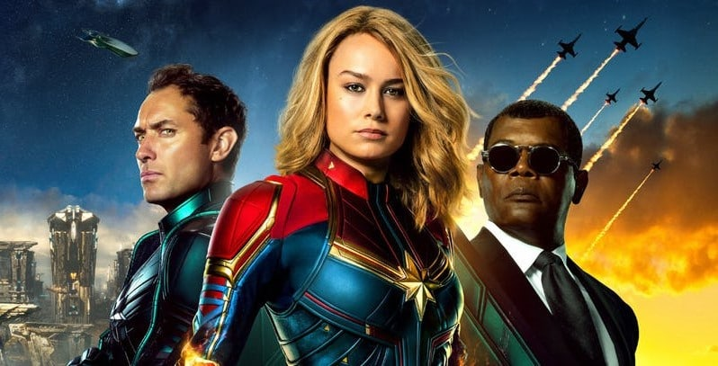 Captain Marvel Concept Art Reveals A Major Character To Be A