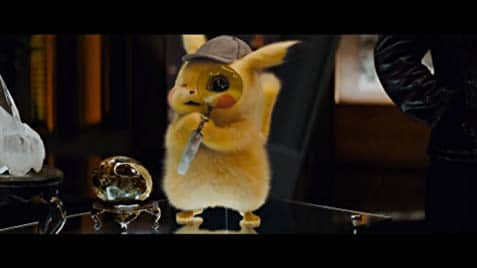 Detective Pikachu Crash Course