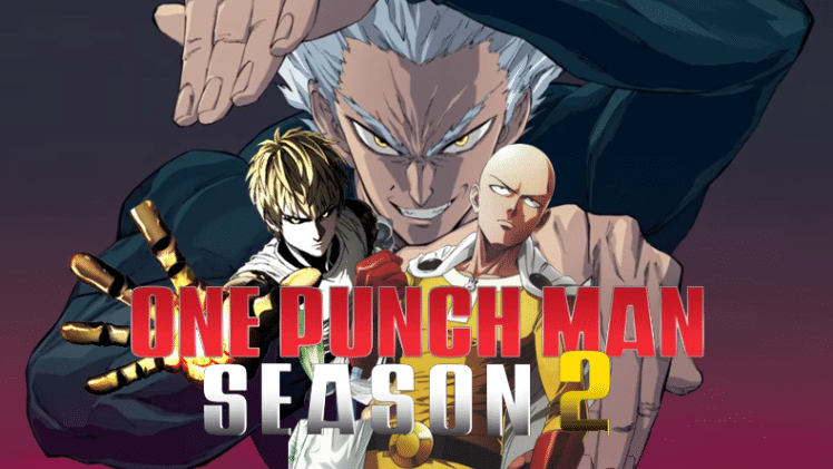 One Punch Man (Season 2)
