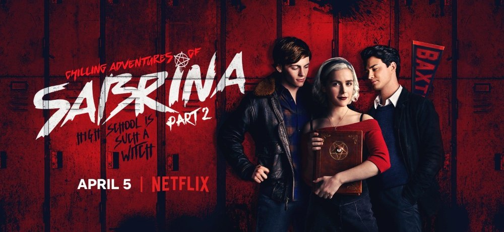 Chilling Adventures of Sabrina Part 2!