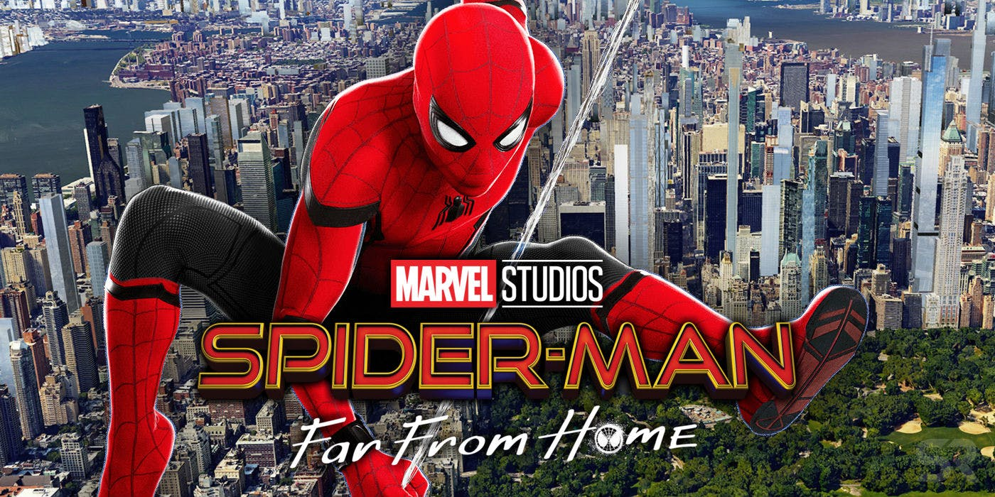 Spider-Man-Far-From-Home-Tom Holland